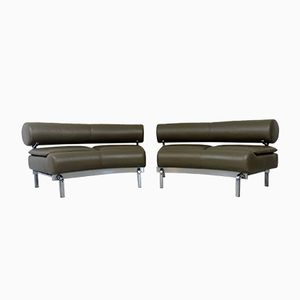 Two-Seater Sofas by Horst Brüning for Kill International, 1960s, Set of 2