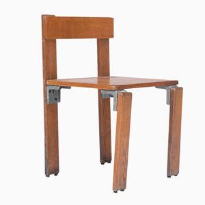 Französischer Stuhl von Georges Candilis & Anja Blomstedt, 1970er