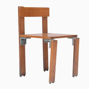 French Chair by Georges Candilis and Anja Blomstedt, 1970s