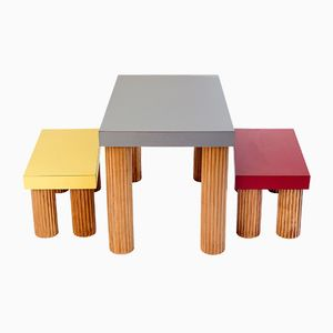 Jolly Corner Table Set by Matthew Sullivan