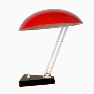 Mid-Century No. 135 Desk Lamp by H. Busquet for Hala