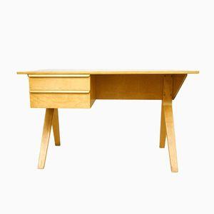 Niederländischer EB02 Schreibtisch von Cees Braakman für Pastoe, 1952