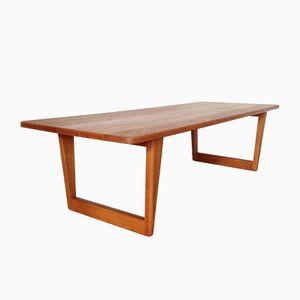 Model 5261 Oak Cofffee Table by Borge Mogensen for Fredericia Stolefabrik