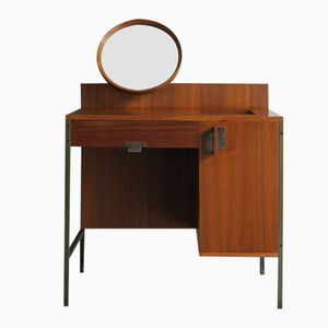 Italian Positano Dresser with Mirror by Ico Parisi for MIM, 1958