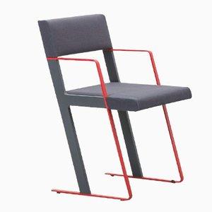 Dutch Postmodern Chair by Dick Spierenburg for Castelijn, 1978