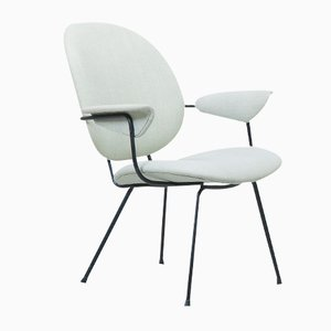 Dutch Model 302 Oval Fauteuil by WH Gispen for Kembo, 1954