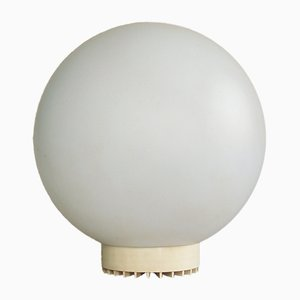 French Globe Table Lamp, 1970s