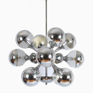 Vintage Sputnik Lampe von Goffredo Reggiani für Reggiani
