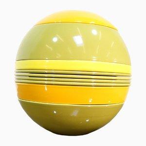 La Boule Dish Ball by Helen von Boch and Federigo Fabbrini for Villeroy & Boch Mettlach, 1971