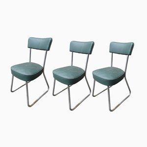 Chaises d'Atelier de Ronéo, Set de 3