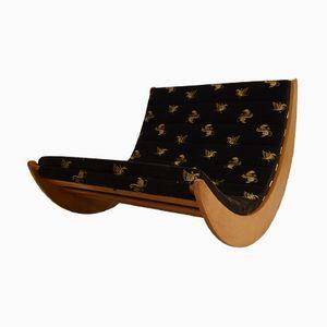 Rocking Chair Relaxer 2 for 2 par Vener Panton pour Rosenthal