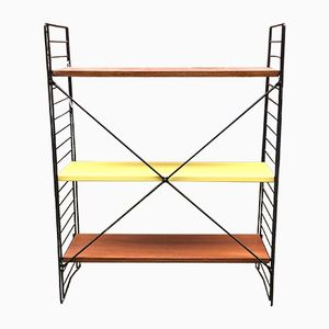 Dutch Freestanding Rack by A.D. Dekker for Tomado, 1950s