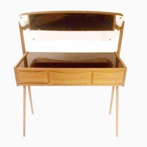 Table de Coiffeuse Vintage en Chêne par Arne Vodder