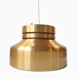 Small Vintage Pendant Lamp by Carl Thore for Granhaga Sweden