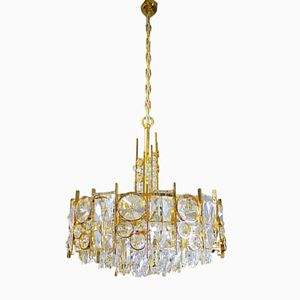 Crystal Chandelier, 1960s for sale at Pamono