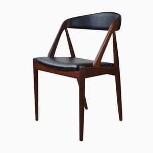 Model 31 Dining Chair by Kai Kristiansen for Schou Andersen, 1960s