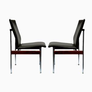 Chaises de Salon Mid-Century de Fristho, 1960s, Set de 2