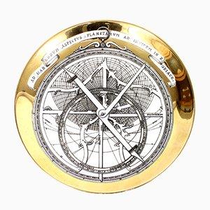 Assiette Série Astrolabio Vintage par Piero Fornasetti, Italie