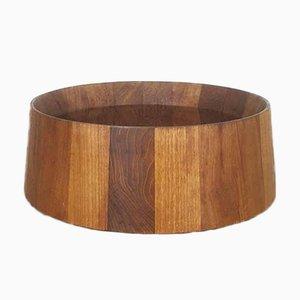 Danish Teak Bowl by Jens Harald Quistgaard for Dansk Design, 1963