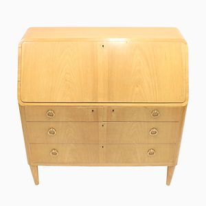 Swedish Birch Chiffonier from Bodafors, 1940s