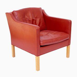BM 2321 Sessel von Börge Mogensen für Fredericia, 1970