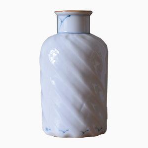 Vintage Floreana Vase von Anne Marie Trolle für Royal Copenhagen, 1980er