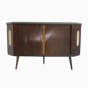 Vintage Rotatable Bar Cabinet, 1960s