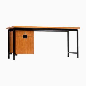 Vintage Dutch Japanese Series Desk by Cees Braakman for Pastoe, 1950s