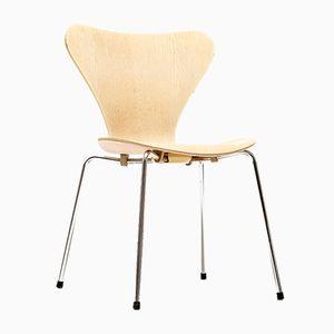 Schwedischer Modell 3107 Butterfly Stuhl von Arne Jacobsen für Fritz Hansen, 1950er
