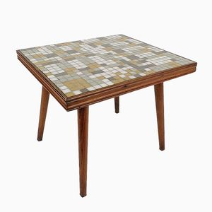 Mosaik Beistelltisch, 1960er