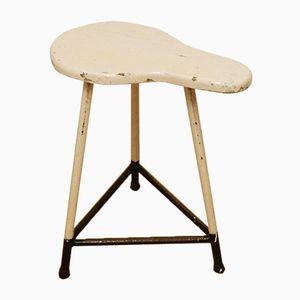 Austrian Institute Stool, 1930s