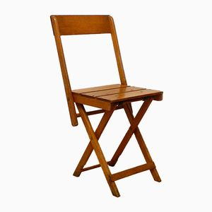 Chaise Vintage Pliante de Ernst Albert Naether