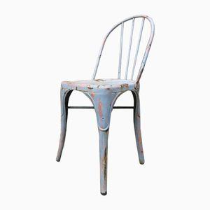 Französischer B Stuhl von Xavier Pauchard für Tolix, 1930er