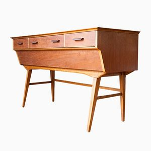 British Teak Sideboard from Alfred Cox, 1950s