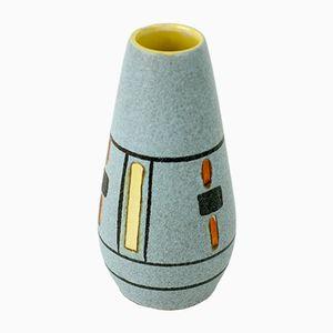 Petit Vase Mid-Century en Céramique