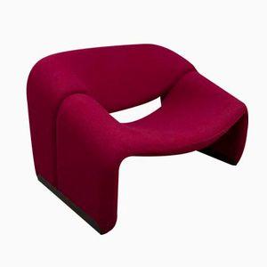 pierre paulin. Black Bedroom Furniture Sets. Home Design Ideas