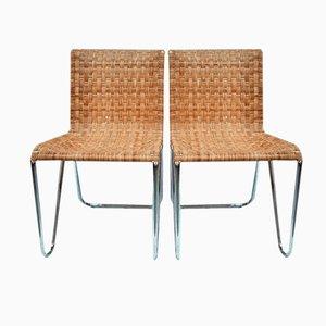 Diagonal Stühle von Gispen, 1930, 2er Set