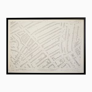 Vintage London St. John's Wood Ordnance Survey Map