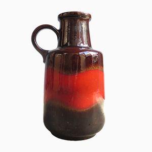 Große Vase mit Griff