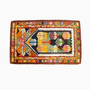 Anatolischer Vintage Konya Wandteppich