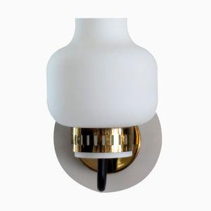 Italienische Modell 2030 Wandlampe von Stilnovo, 1960er