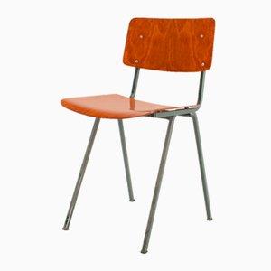 Dutch Industrial School Chair from Marko, 1967
