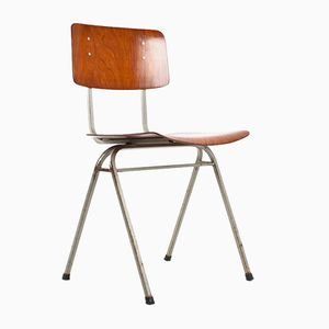 Industrial School Chair from Eromes Pagholz, 1957