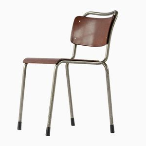 Th. Delft Seat Chair by Willem Gispen for Gipsen, 1950s