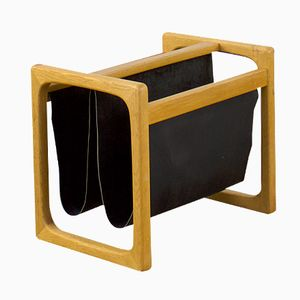 Danish Magazine Rack by Aksel Kjersgaard for Odder, 1970s