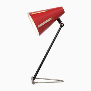 Dutch Sun Series Table Lamp by H.Th.J.A. Busquet for Hala, 1950s