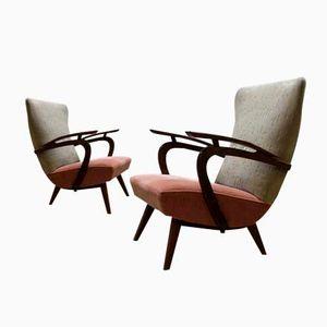 Designer sessel online kaufen bei pamono for Ohrensessel 2er