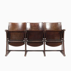 Cinema Bench from Ton, 1960s