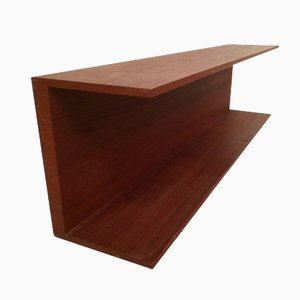 Teak Shelf by Walter Wirz for Wilhelm Renz, 1965