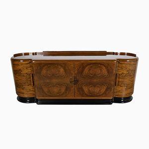 Vintage Art Deco Barschrank